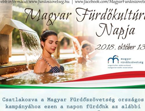 Magyar Fürdőkultúra Napja
