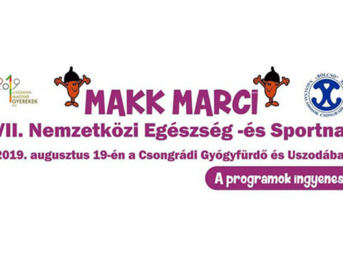 Makk Marci VII. Nemzetközi Egészség- és Sportnap